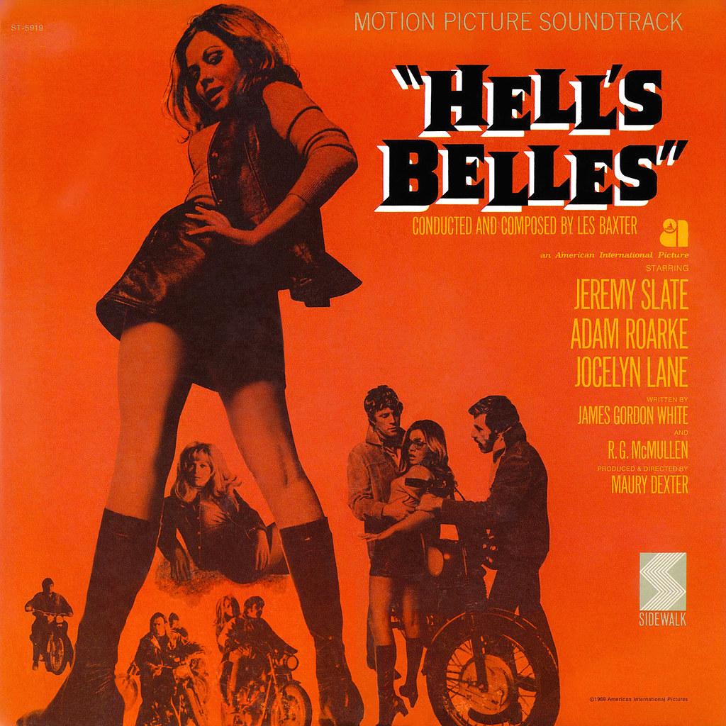 Les Baxter - Hell's Belles
