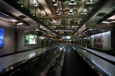 Suvarnabhumi International Airport  Thailand
