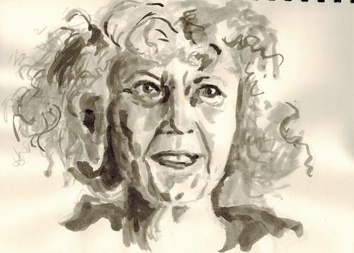Barbara Jaye Wilson by husdant