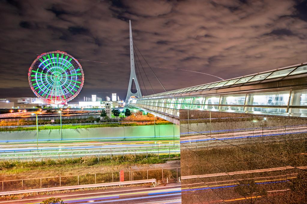Daikanransha Ferris wheel