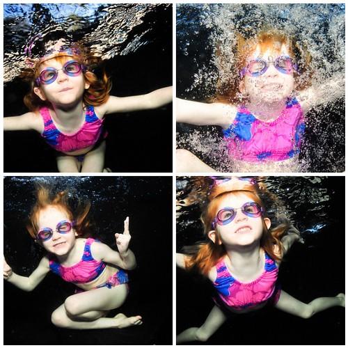underwater Stella mosaic