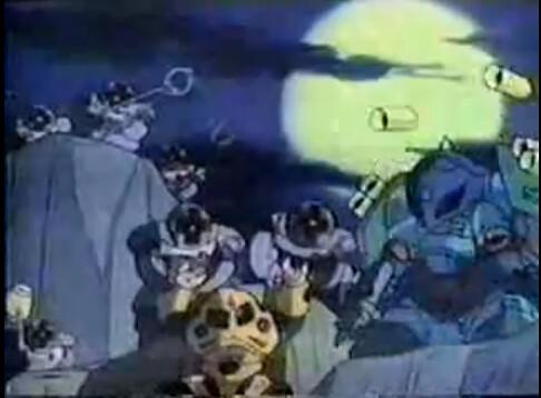 American Unaired Gundam Series Doozy Bots (6)