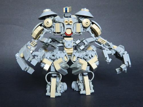 Robot #75 by jason corlett