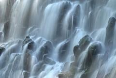 Ramona Falls Detail 1 by Jim