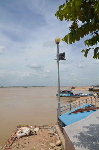 Week 16 - Phnom Penh River Time Lapse