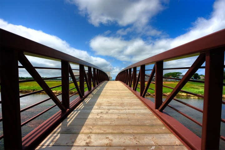PEI Country Bridge - HDR