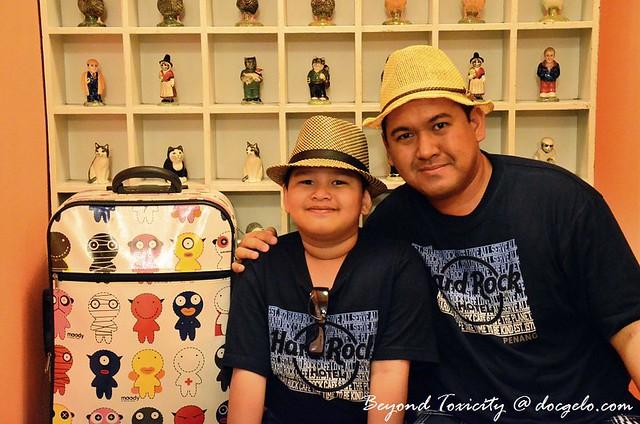 gabby & me at mystic place bangkok