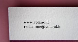 Voland supereconomici, progetto grafico di Alberto Lecaldano, 8