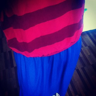 Loving primary colors.