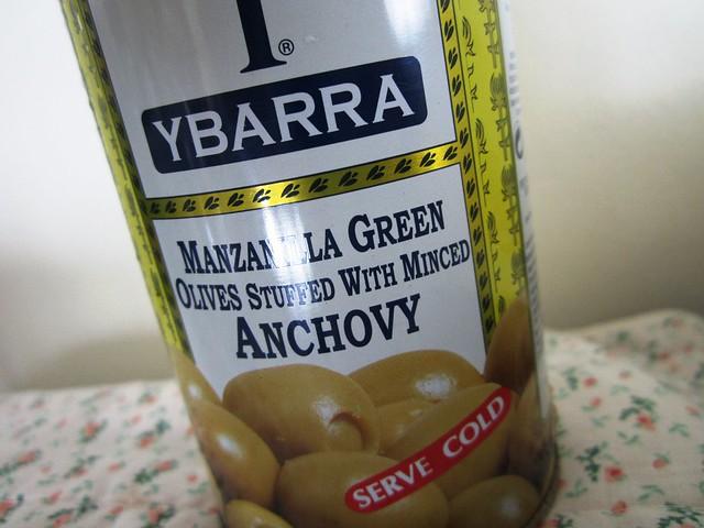 Quay Po's stuffed olives