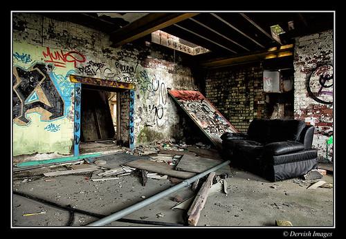 Wilkinsons Brickworks by Dervish Images