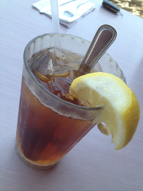Iced tea - Sherman's Deli and Bakery