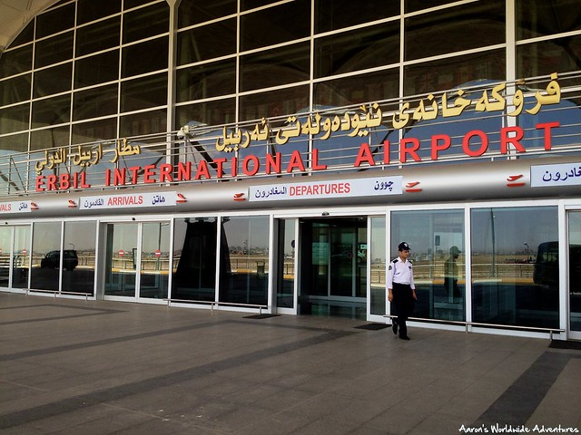Erbil International Airport (EBL)