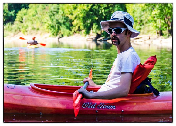 Andrew - Buffalo National River