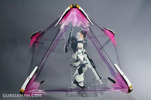 Robot Damashii Nu Gundam & Full Extension Set Review (93)