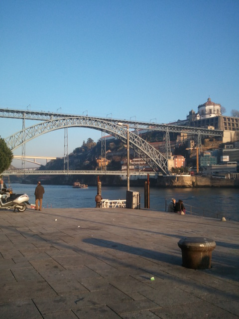 Puentes y Oporto