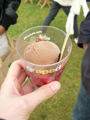 Grunschnabel ice cream