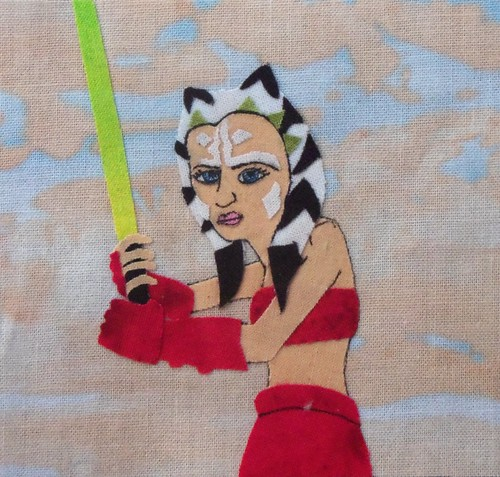 Clone Wars Character... by ruthiequilts