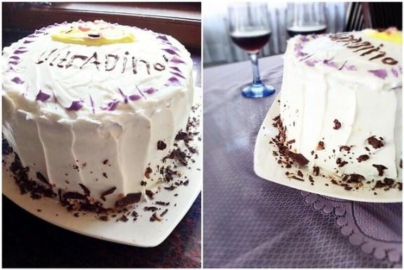 ultradino rainbow cake full
