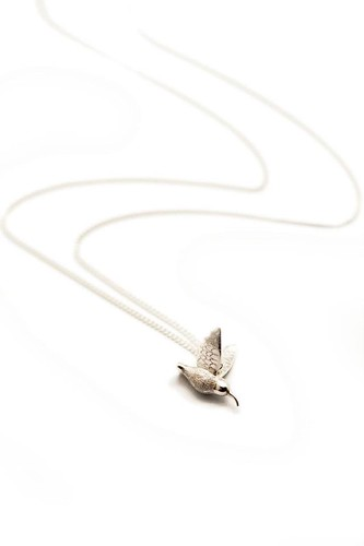 Necklace Mini Hummingbird