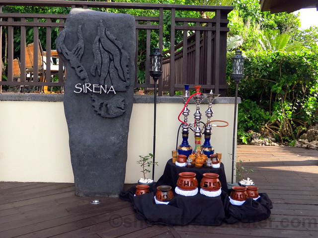 Sirena restaurant