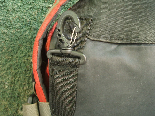 Hanger on My Backpack