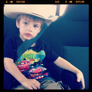 Little Bored Cowboy