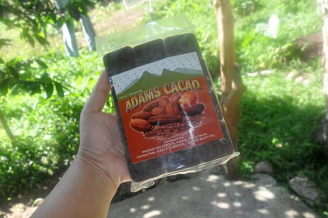 I heart Adams cacao