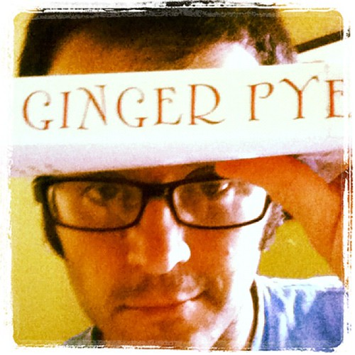#bookaday Ginger Pye by Eleanor Estes - 6 months and 2 days into 2012 and 30 #nerdbery medals complete:)