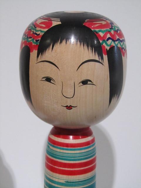 Tsuchiyu Kokeshi