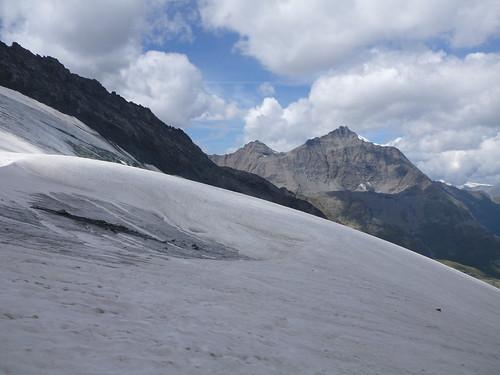 Glacier d'Arnes