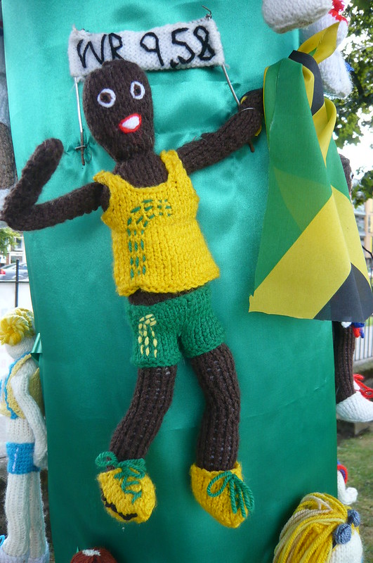 Knitted Olympics, Walthamstow