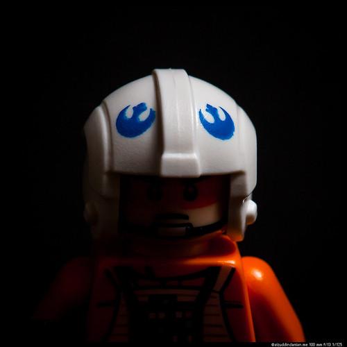 """Use the Force, Luke"""