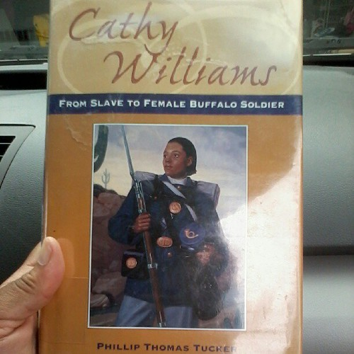 Cathy Williams, Buffalo Soldier