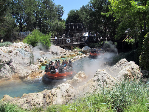 Grizzly River Run 1