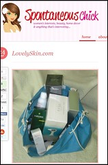 Joel Schlessinger MD receives more great feedback about the LovelySkin pop-up store event from SpontaneousChick.com