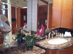 Bath room, Sea Bear, Boat Asia 2012, Marina @ Keppel Bay