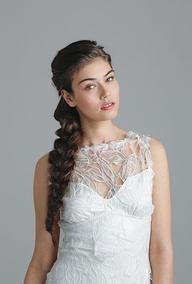 Wedding hair bridal look - FY Markham Salon