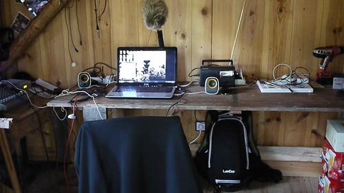 Son et radio. studio apadoloup