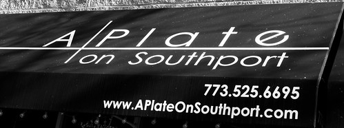 A Plate on Southport