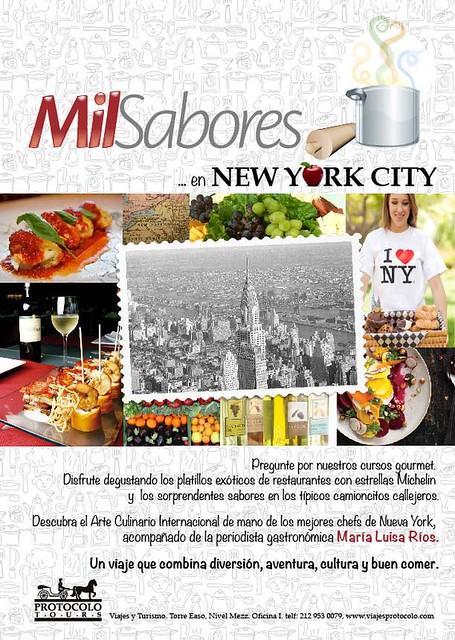 Tour Mil Sabores 2