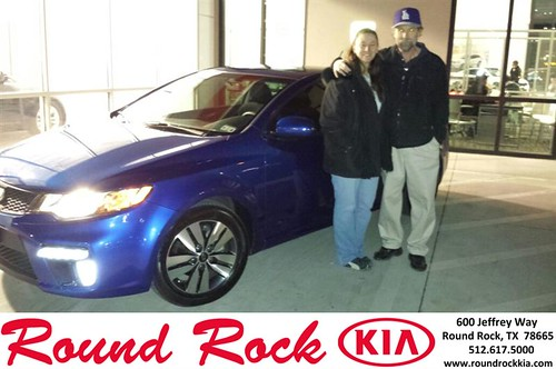 Congratulations to Jay  Johnson on your #Kia #Forte Koup purchase from Kelly  Cameron at Round Rock Kia! #NewCar by RoundRockKia