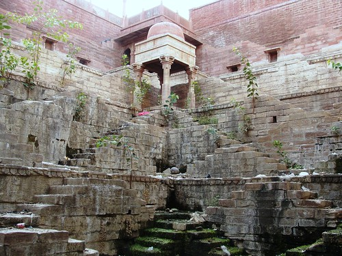 Step wells at Jodhpur