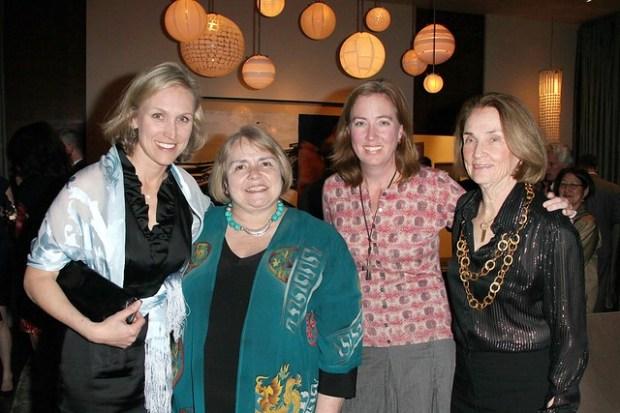 Kim Drew, Camilla, Christina Kane, Astrid Flood