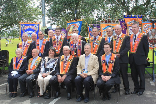 Image result for Arlene Foster Orange order