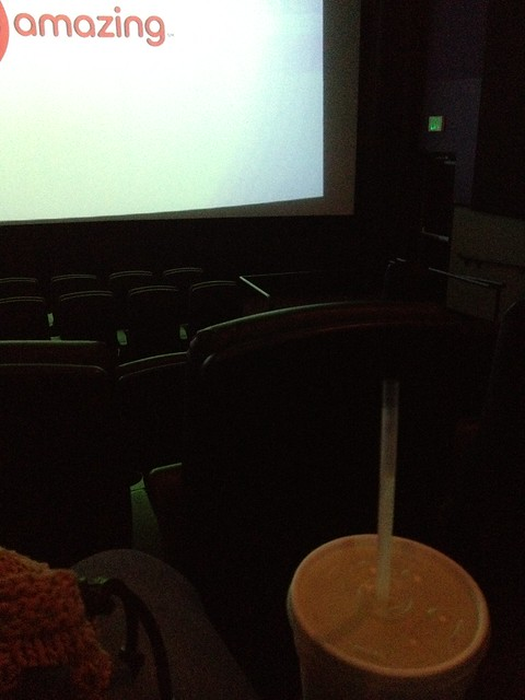 Frozen Margarita In Classy Cup at AMC 20