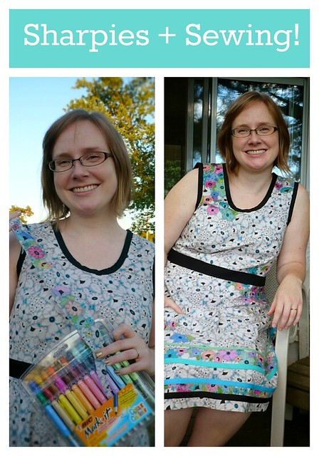 Sharpie Dress