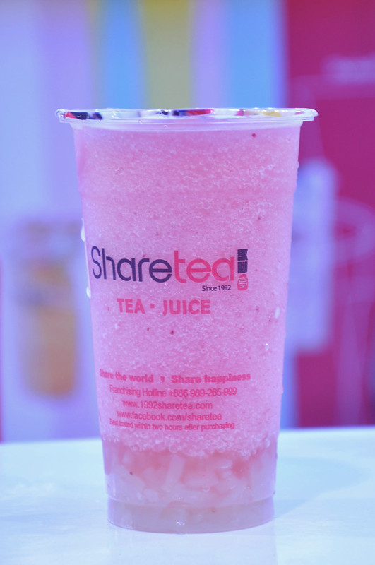 Share Tea One Drink A Day Challenge Ice Blended