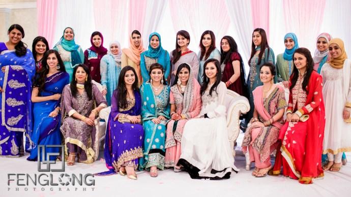 Abbas & Kiran's Wedding Valima | DoubleTree Augusta | Atlanta Augusta Indian Pakistani Bangladeshi Wedding Photographer