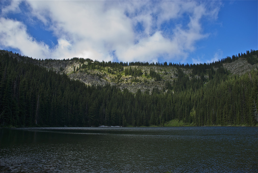 Upper Blossom Lake